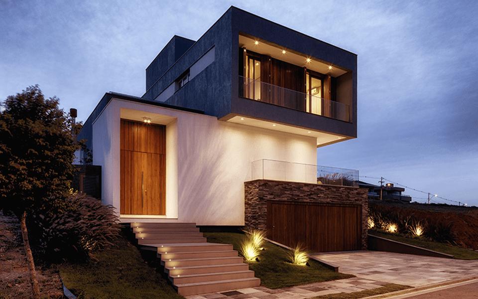 Imagem - Arquitetura alto padrão