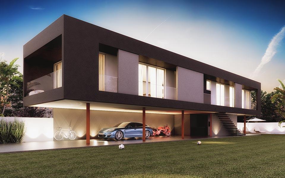 Arquitetura Porto Alegre - Projetos residenciais